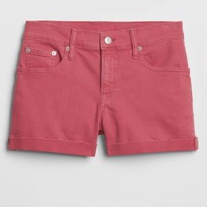 NWOT GAP denim shorts